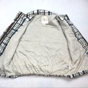 Anthropologie Jackets & Coats - Hei Hei by Anthropologie | Women's Plaid Vest Sz M